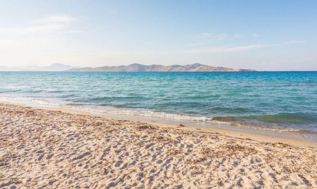 Tigkaki beach